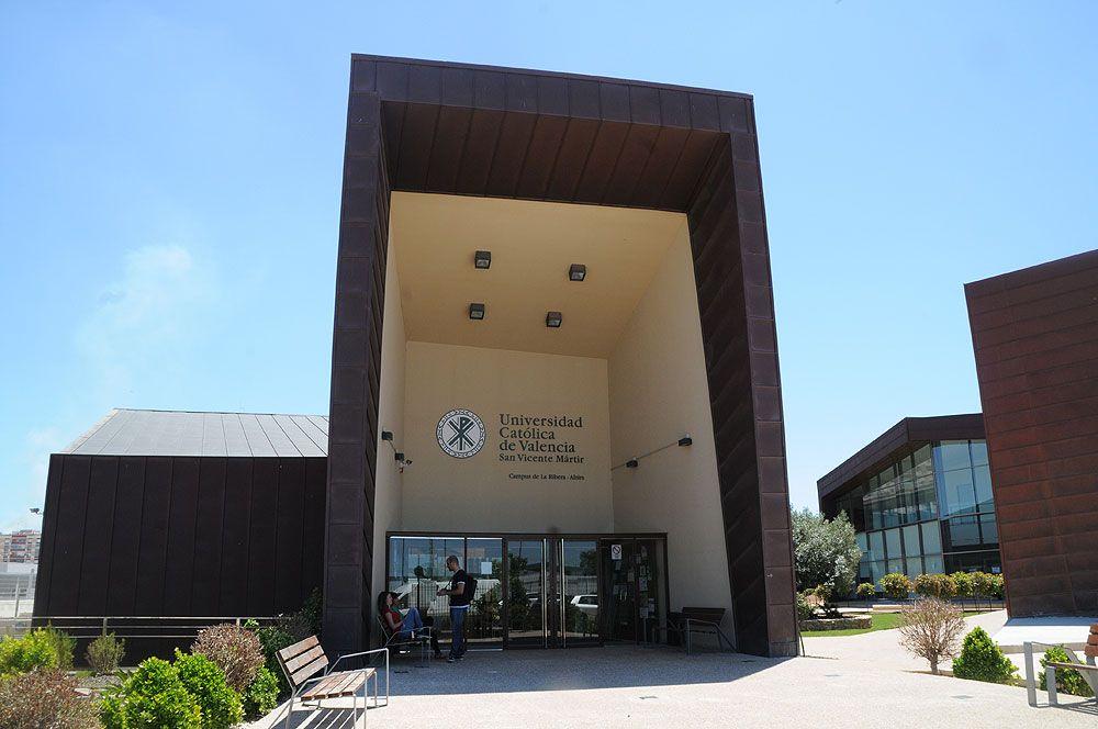 Universidad Católica De Valencia San Vicente Mártir Universidad Catolica De Valencia Exterior Universidad Catolica