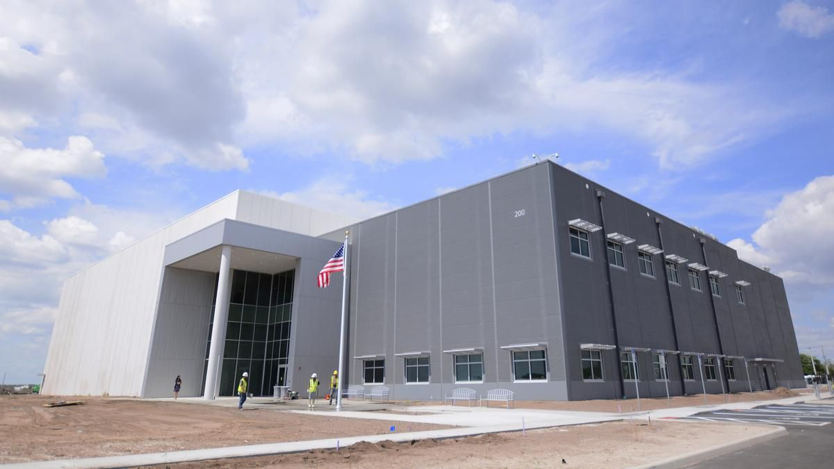 Florida Advanced Manufacturing Research Center Ready For Business Orlando Business Journal House Styles House Osceola County