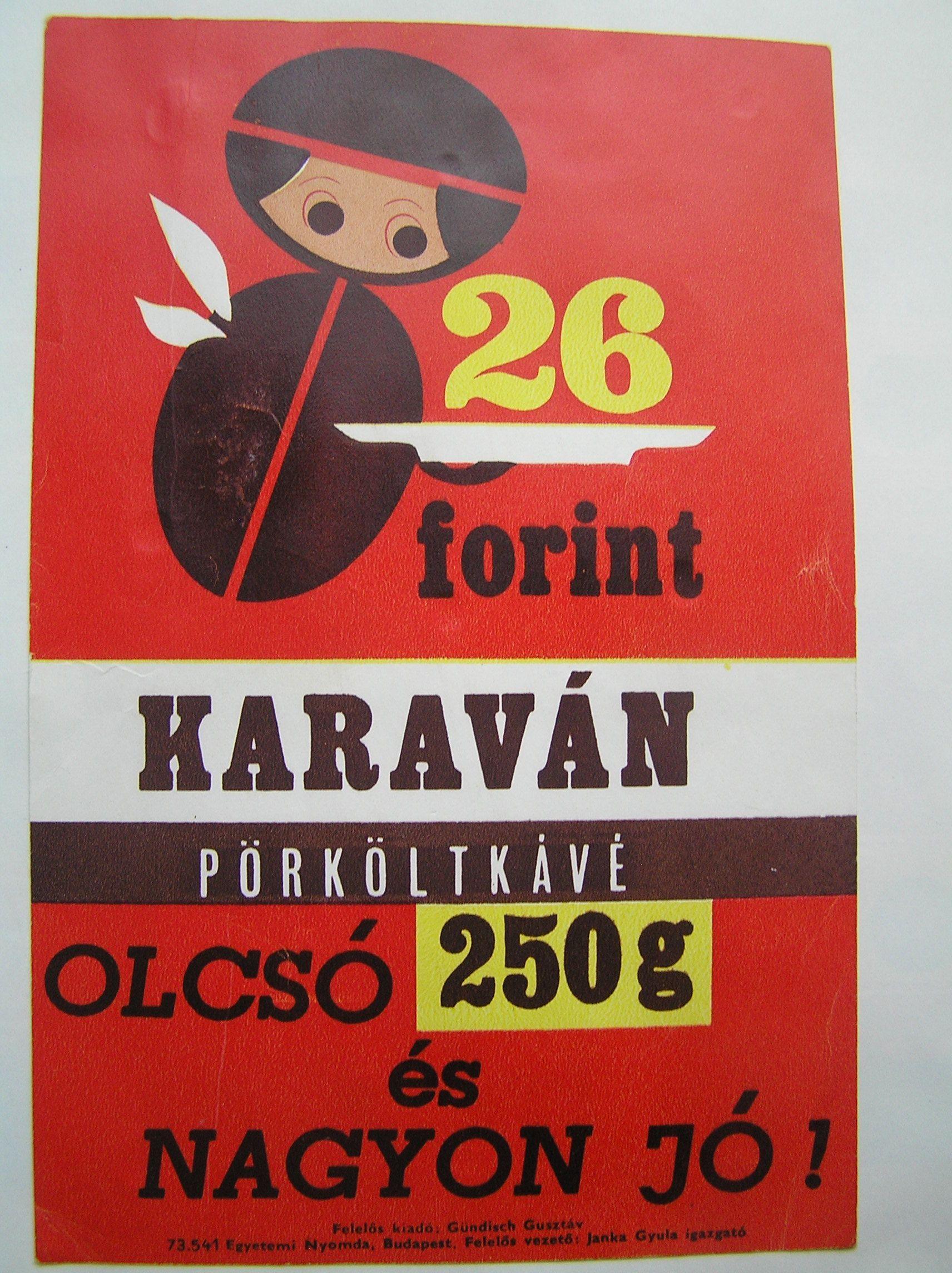 Karavan Kave In 2020 Retro Retro Logo Vintage Ads