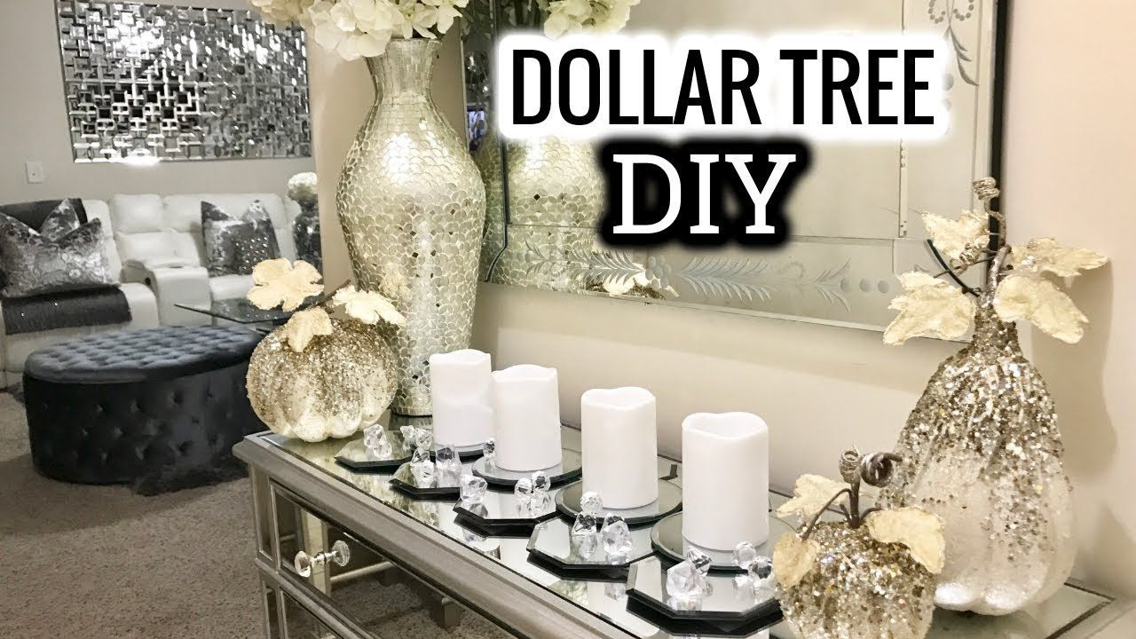 Dollar Tree DIY Mirror Table Runner | Diy mirror, Dollar stores and ...