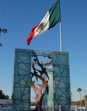 Hasta Bandera más alta de Latinoamérica