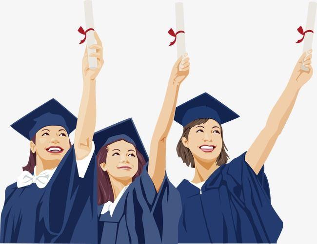 People Graduation Season Graduation Art Digital Art Girl Best Friend Drawings
