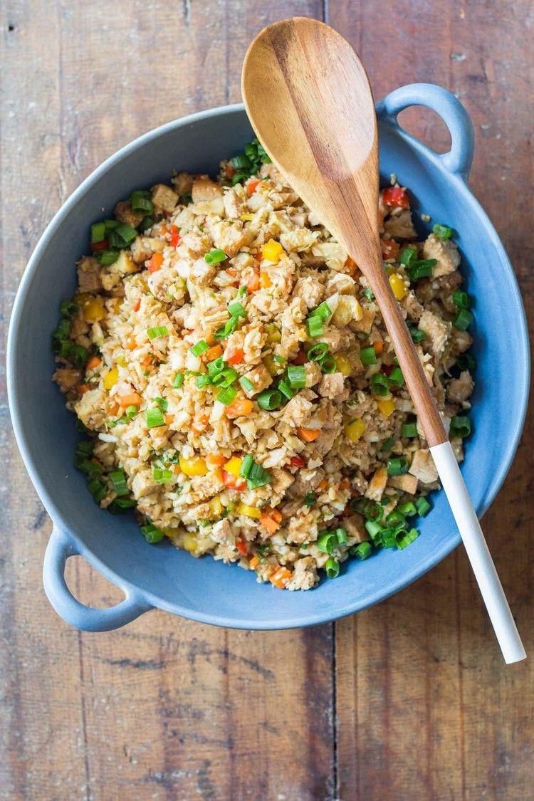 Reis adstringierende Diät Rezept
