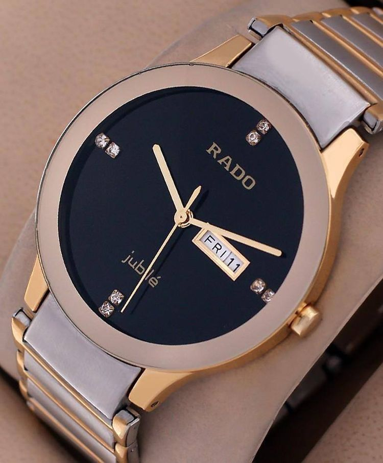 Cool watch rado | Latest watches, Luxury watches for men