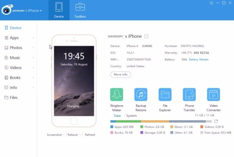 iTools 4 Activation Code 2019 | Crack Software | Iphone
