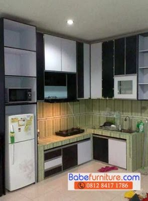 Kitchen Set Cimanggu Murah Ii Kitchen Set Bogor 0812 8417