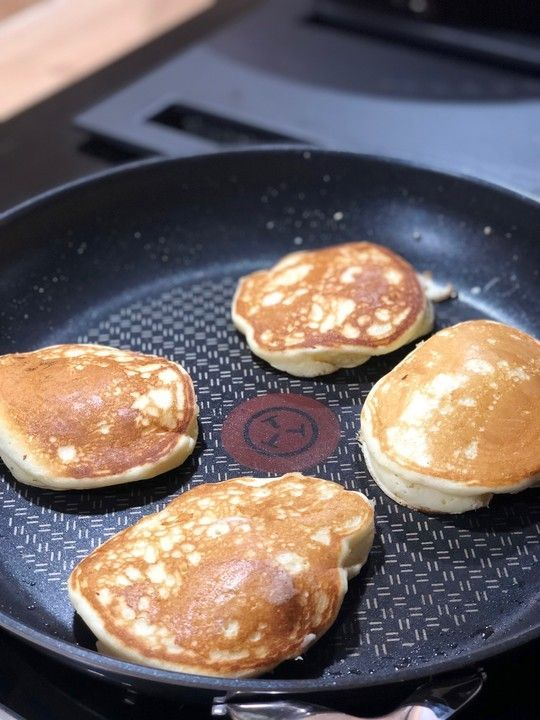 Skyr Pancakes von kraxkath   Chefkoch