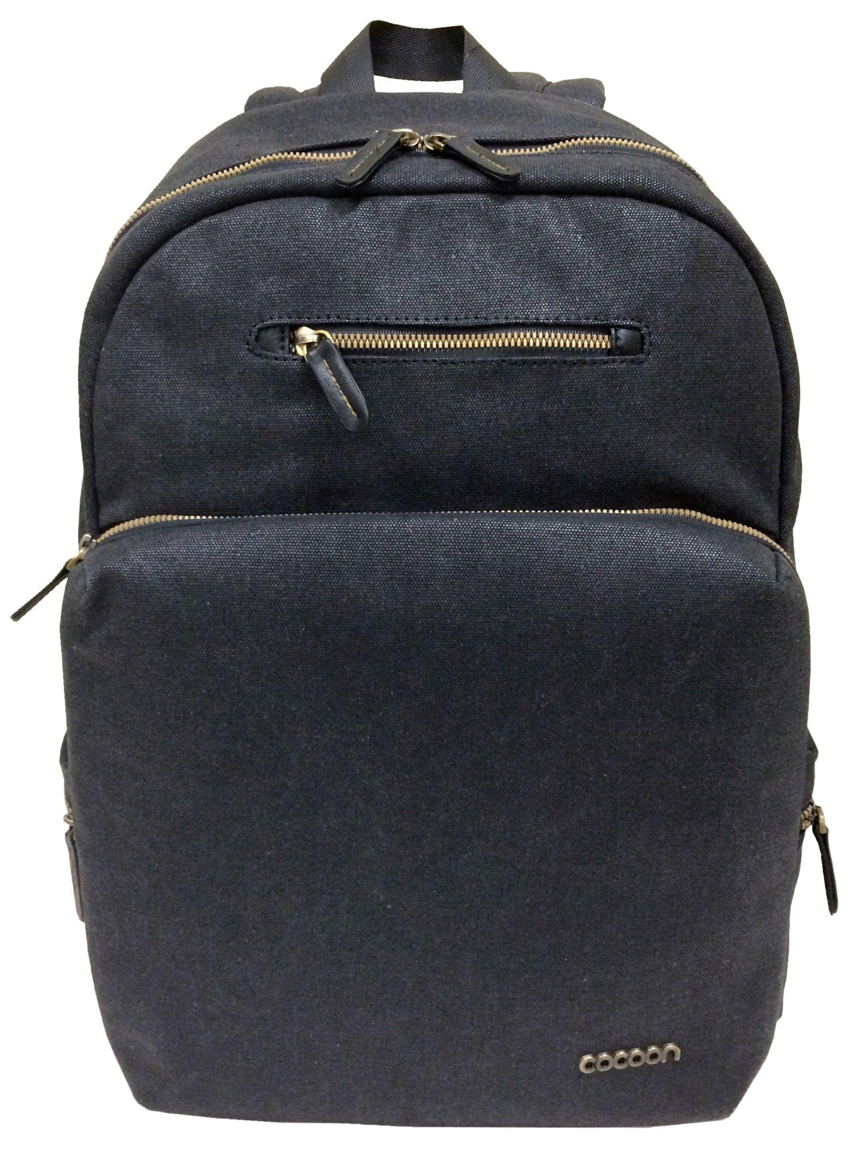 Black backpack laptop bag for women backpacks
