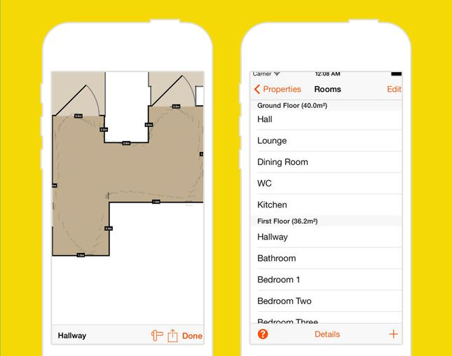 How to Make a Floor Plan on Your Phone — No Tape Measure