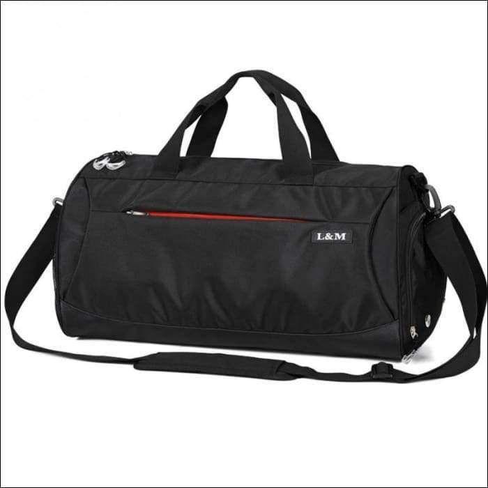 112f07de44b4 Men Gym Bags For Training Bag Fitness Travel Sac De Sport Outdoor Sports  Shoes Women Dry Wet ...