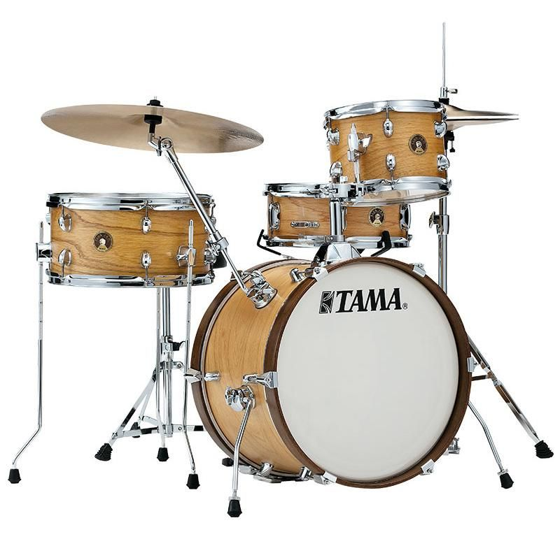 Tama Club-Jam 4-Piece Drum Kit - Satin Blonde in 2019 | Products