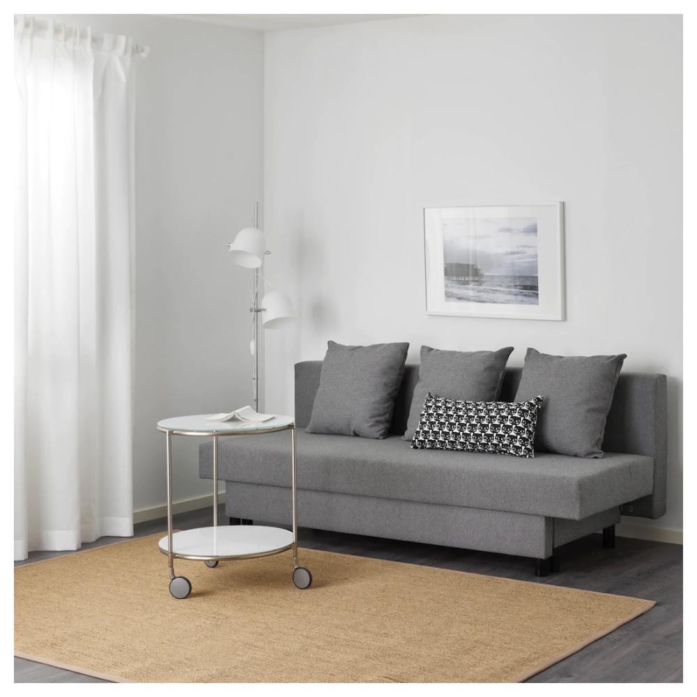 Asarum Convertible 3 Places Gris Ikea Lit Convertible Ikea Canape Lit Convertible Canape Convertible