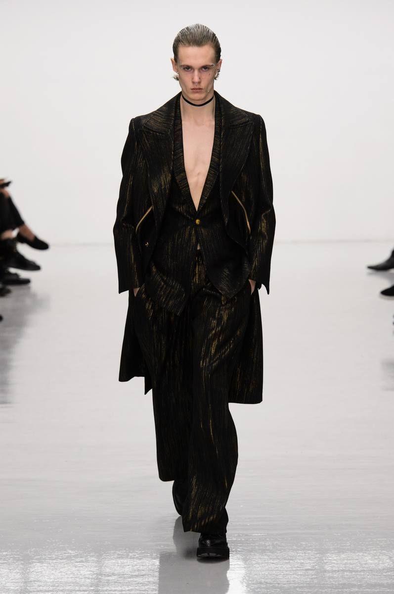 Sean Suen Fall/Winter 2016/17 - London Collections: MEN - Male Fashion Trends