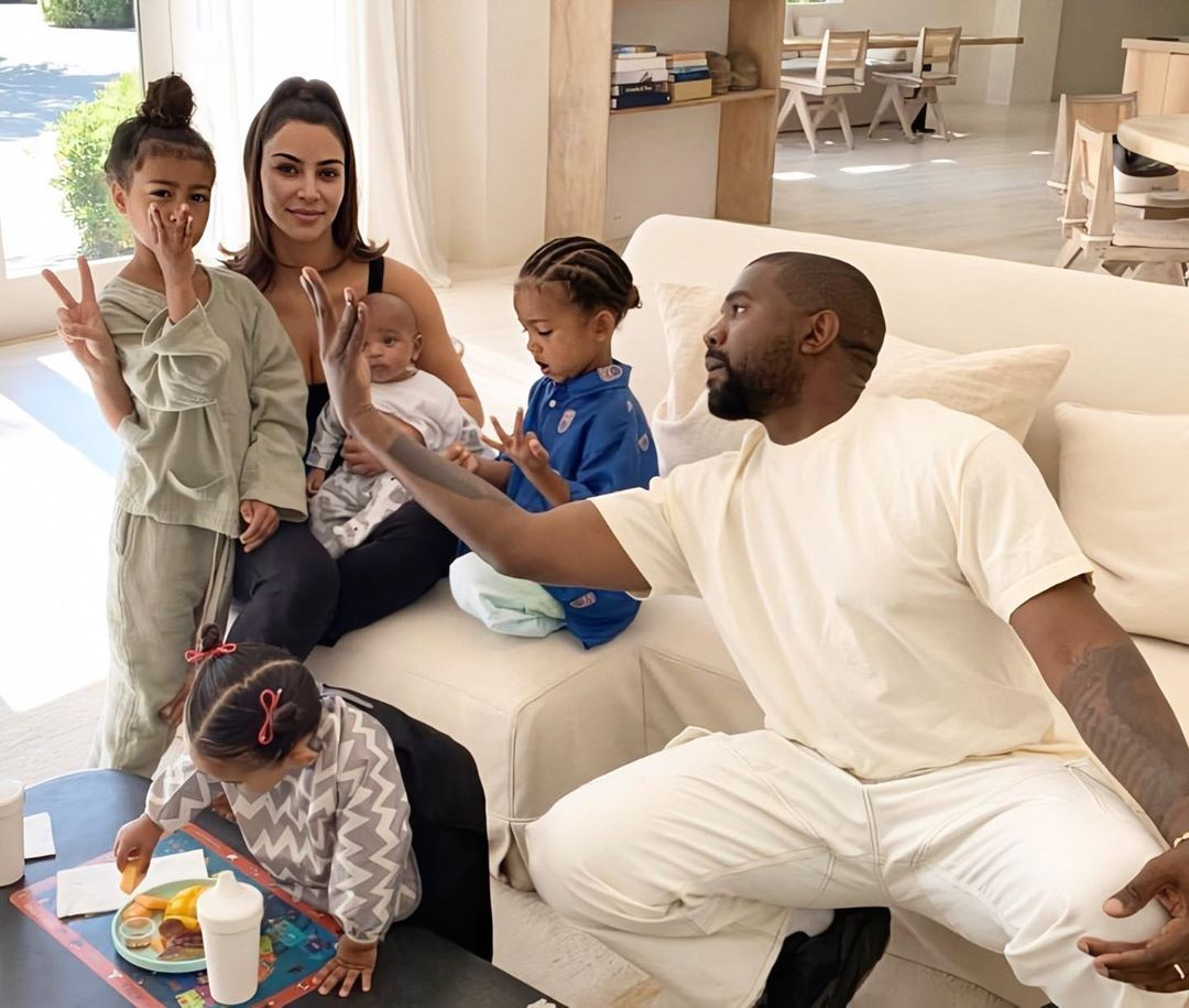 Kim Kardashian Snapchat On Instagram Happy 2020 In 2020 Kim Kardashian Snapchat Kim Kardashian Kardashian Kids