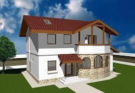 Resultado De Imagen Para Modelos De Casas Modernas De 2 Pisos Planos De Casas Casas De Dos Pisos Casas Prefabricadas