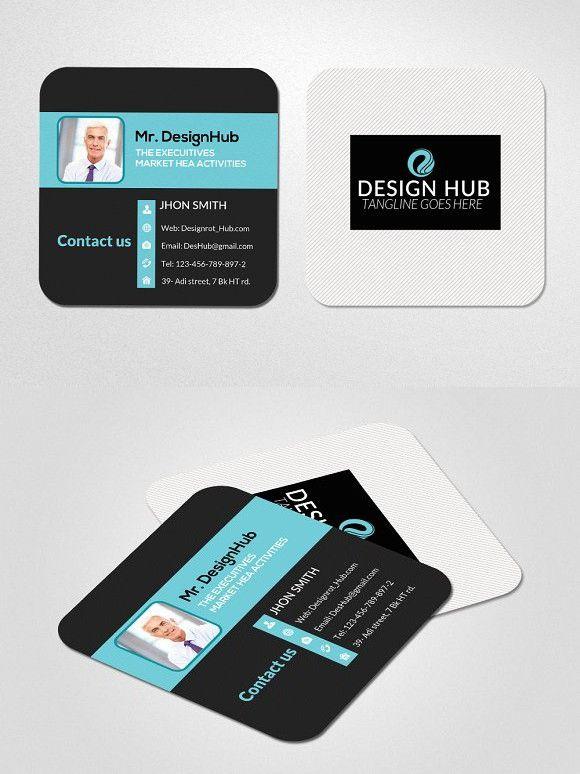 Mini Social Business Card Template Business Cards Creative Business Cards Creative Templates Business Card Template