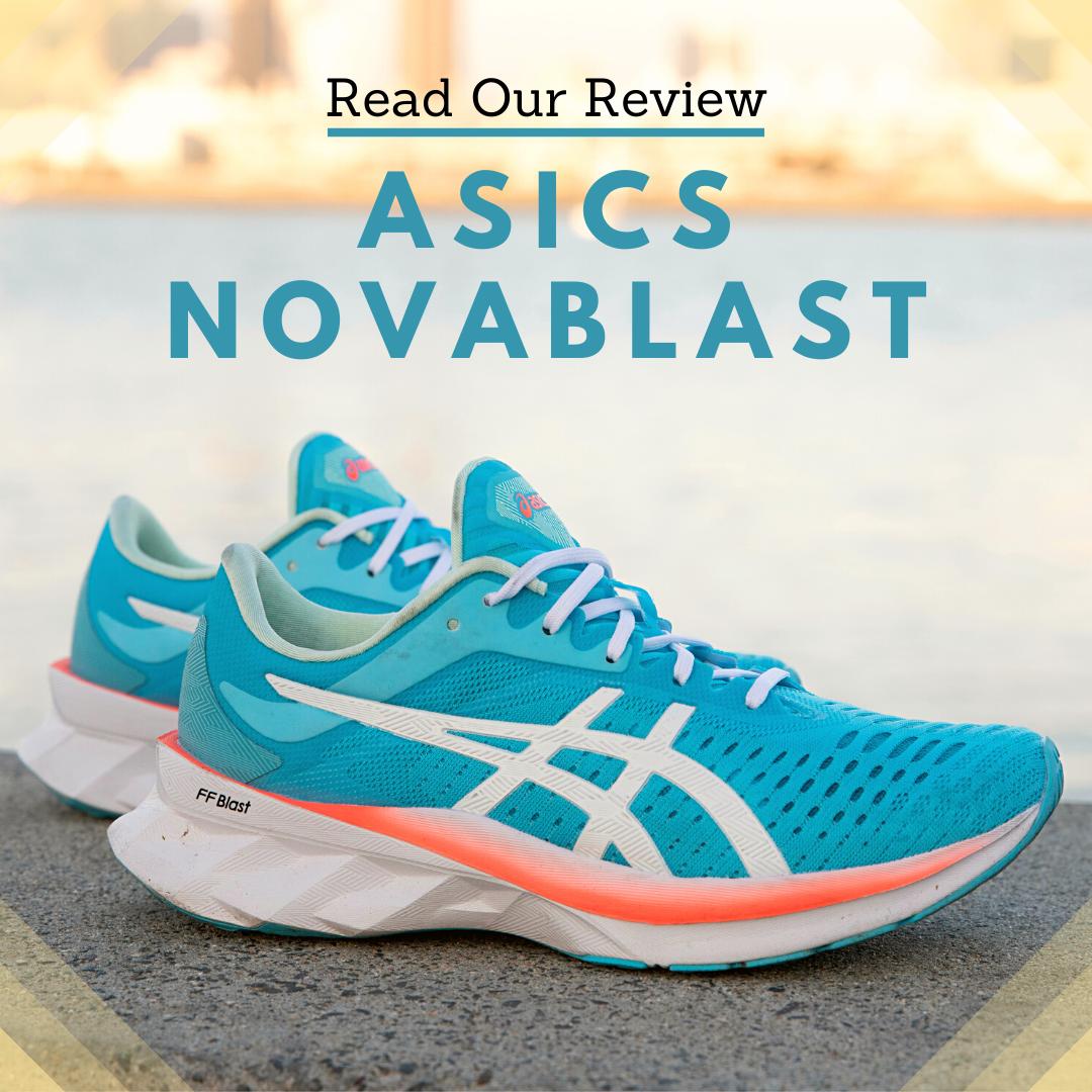 ASICS Novablast Running Shoe Review in