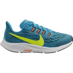 Photo of Nike boys running shoes Air Zoom Pegasus 36, size 39 In Laser Blue / lemon Venom-Black, size 39 In La