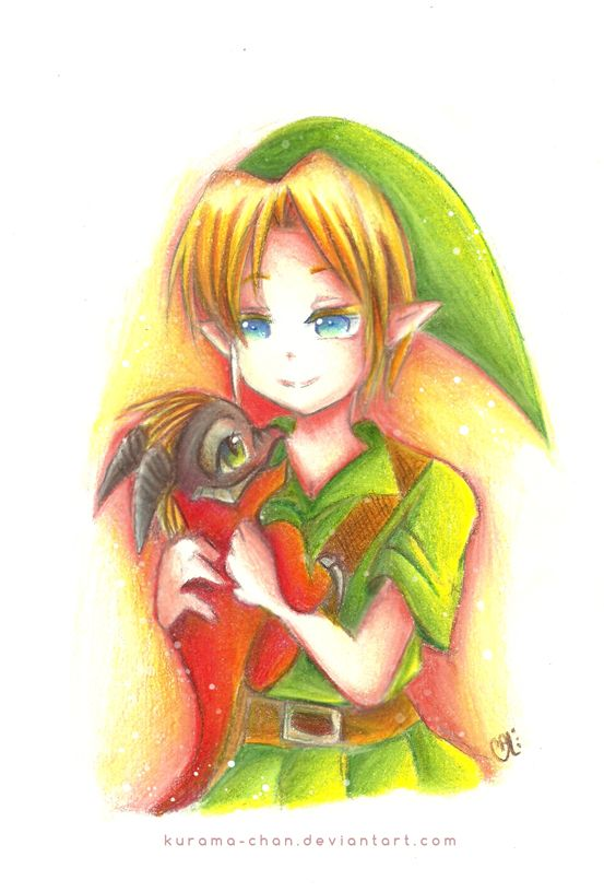 Ocarina Of Time Link And Volvagia By Kurama Chan On Deviantart Volvagia In The Manga Oh It Hurts Ocarina Of Time Legend Of Zelda Hyrule Warriors