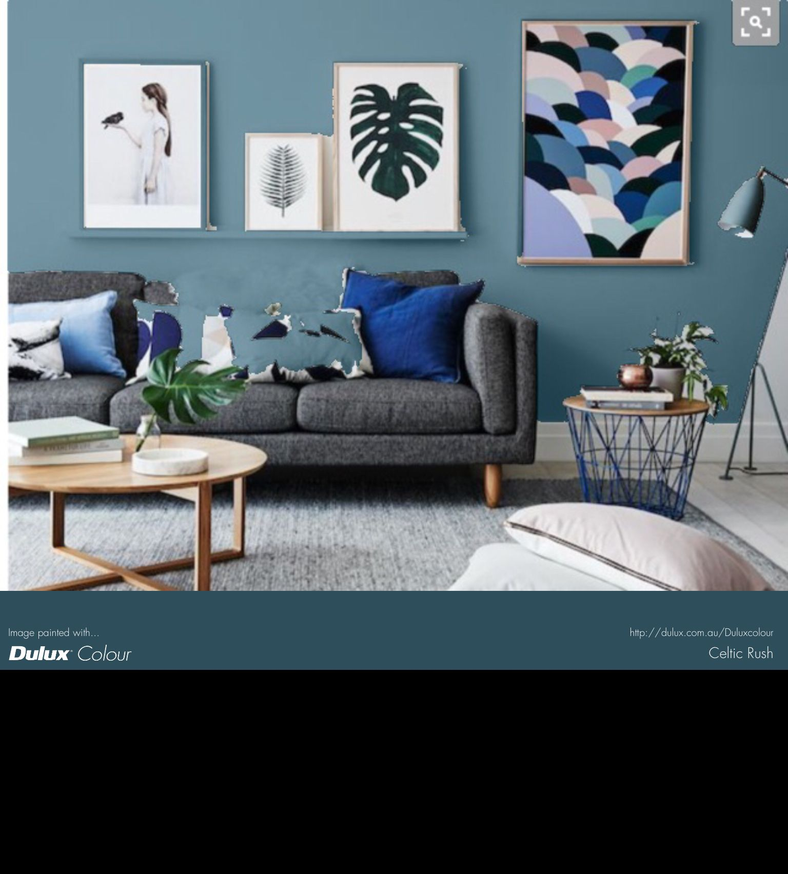 Celtic rush paint i just found my perfect duluxcolour
