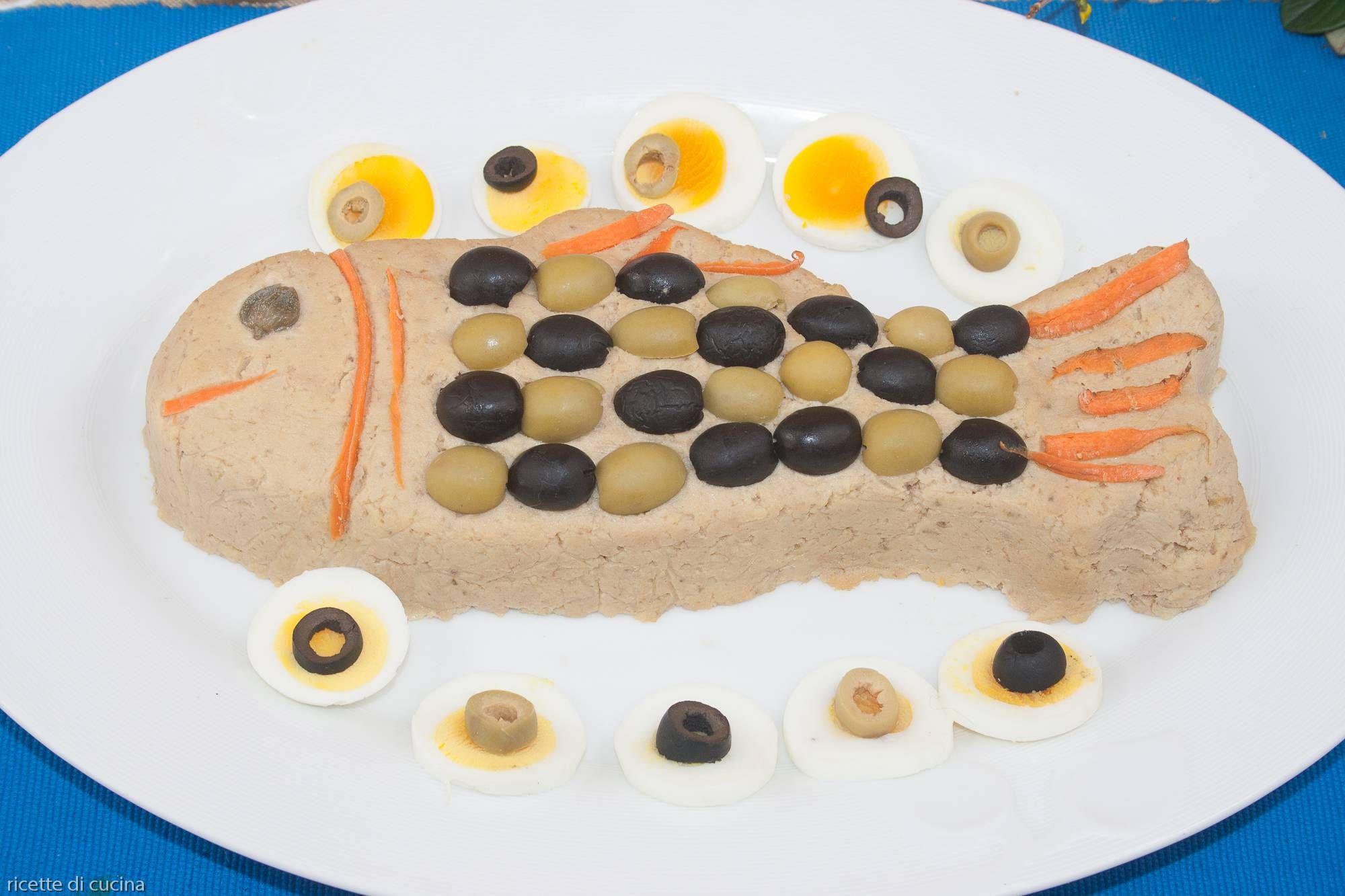 La Ricetta Del Pesce Finto è Tradizionale Per Il Primo Di Aprile Ma