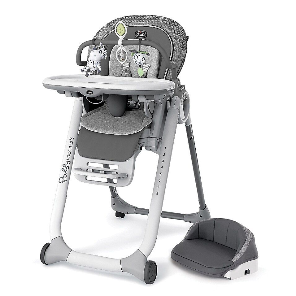 Chicco Polly Progress 5 In 1 Relax Multi Chair Bed Bath Beyond In 2021 High Chair New Baby Products Chicco