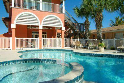 Tropical Breeze Resort Sarasota Siesta Key Fl Hotel Accommodations Pool House