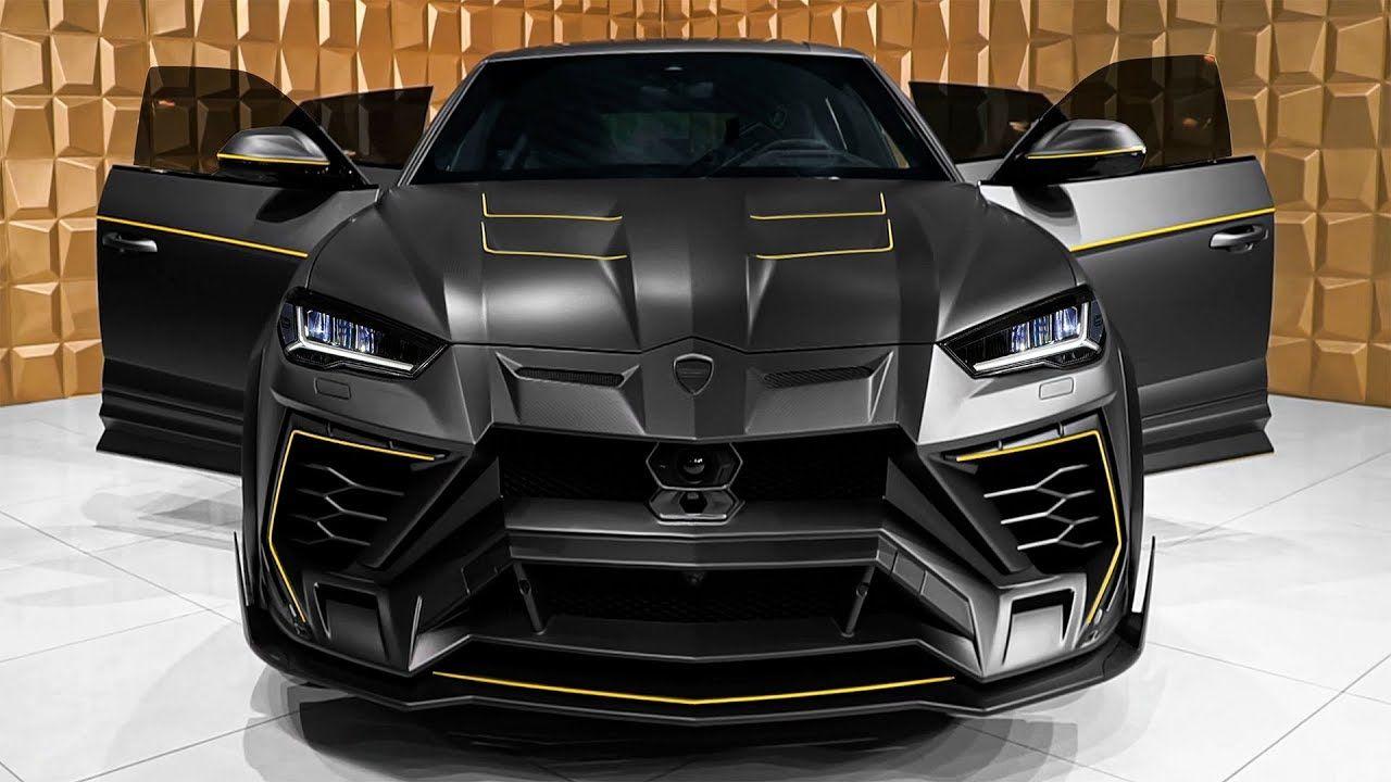 2020 Lamborghini Urus By Mansory 960nm Torque Beast With