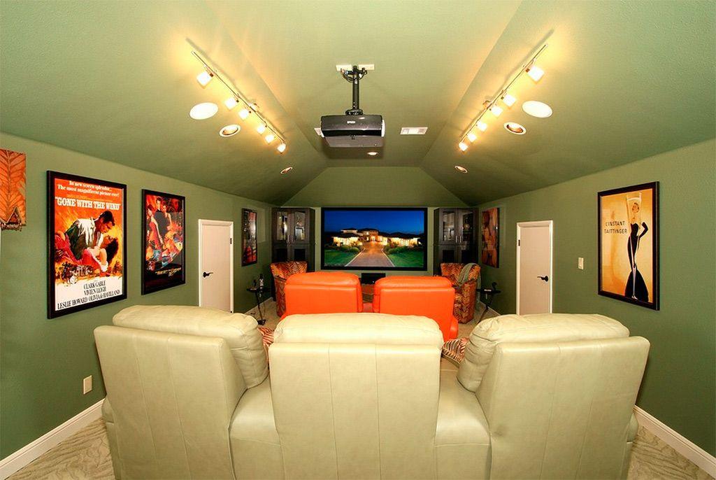 sala audiovisual | Salas de Cine | Pinterest