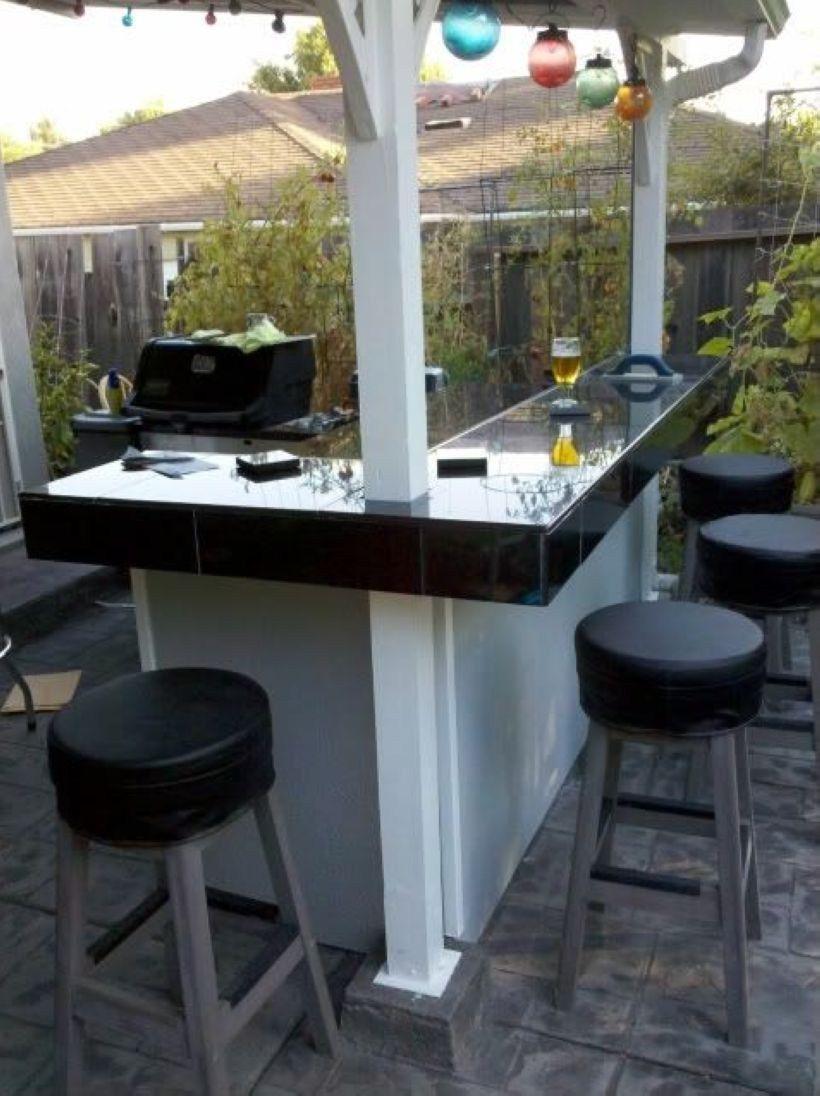 50 Outdoor Mini Bar Ideas In Your Backyard   Mini bar ...