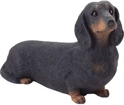 Sandicast Dachshund Figurine Others May Try But No One Can Match