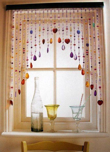 decoracion ventanas detalles modernos 2016 cortinas cocina