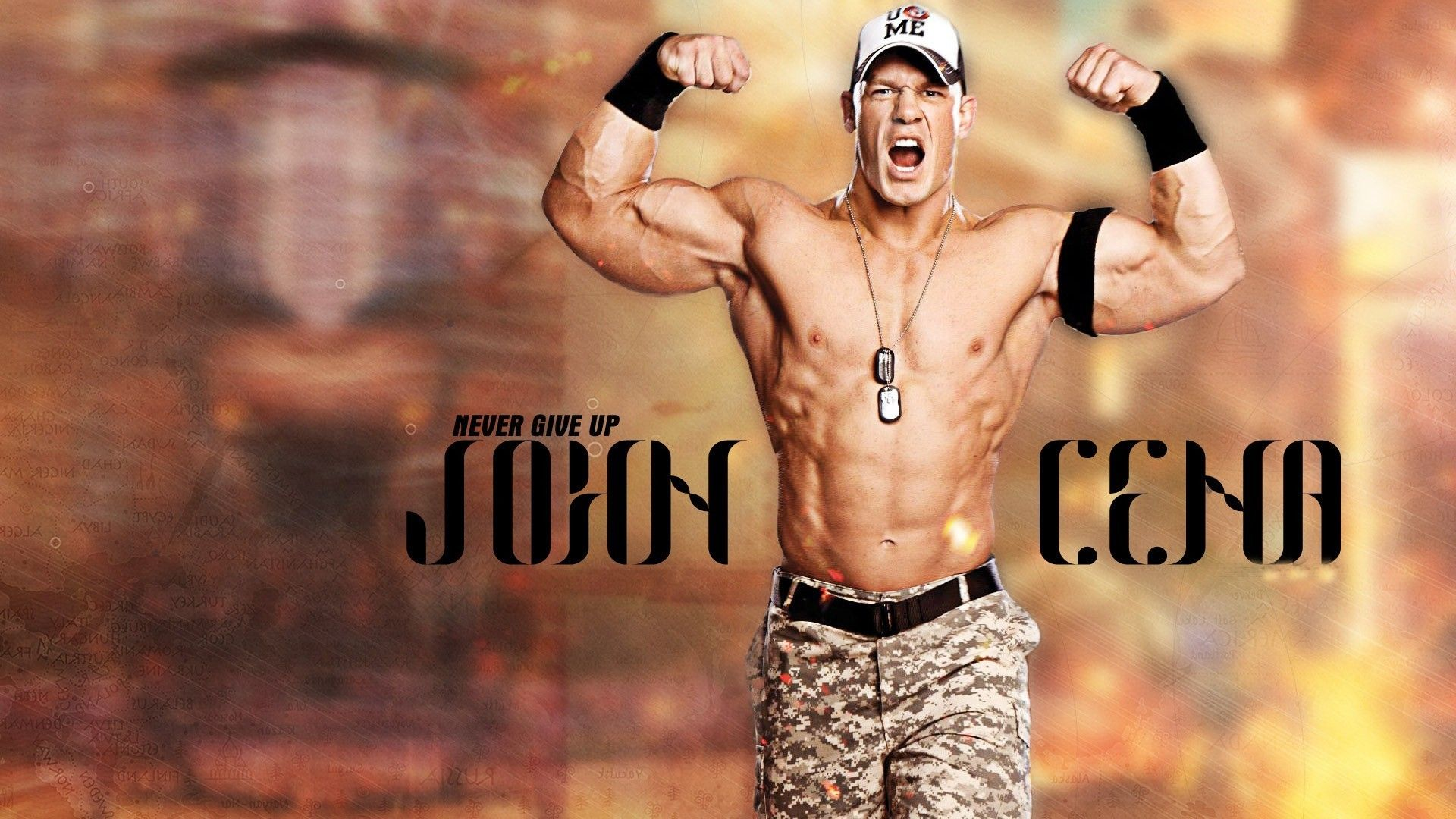John Cena HD wallpaper for download