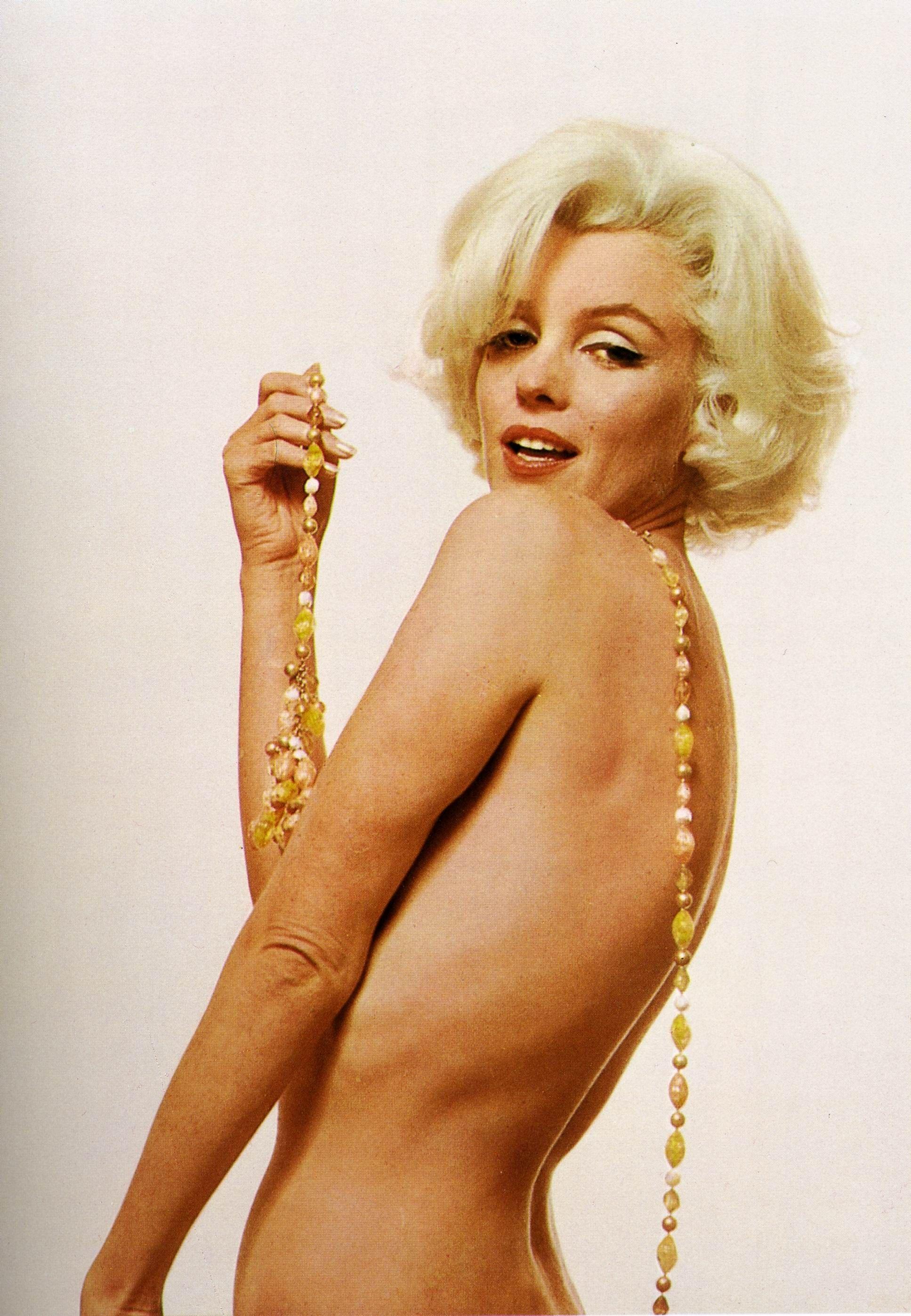 Marilyn Monroe Nude  Marilyn Monroe  Pinterest  Fotografie-4326