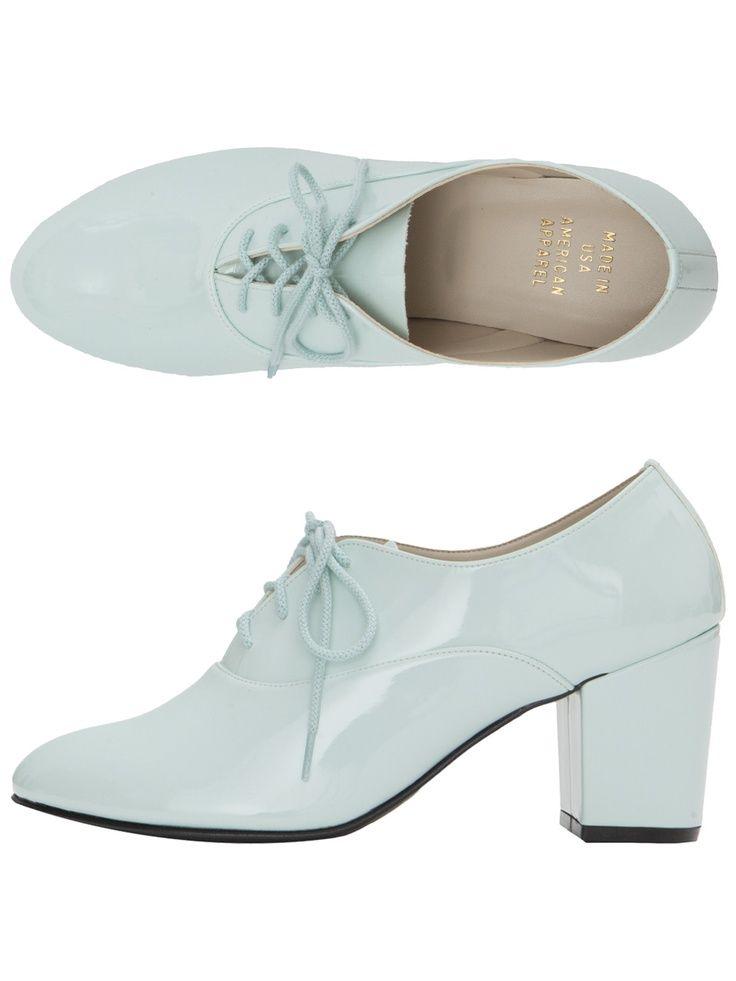 3506d3318f american apparel shoes - Google-søk | Shoes~ | Oxford shoes heels ...