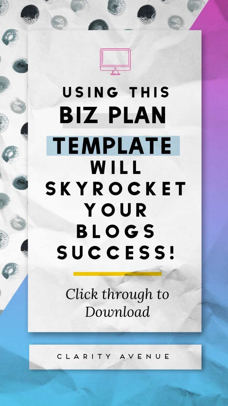 Using This Business Plan Template Is The Fastest Way To