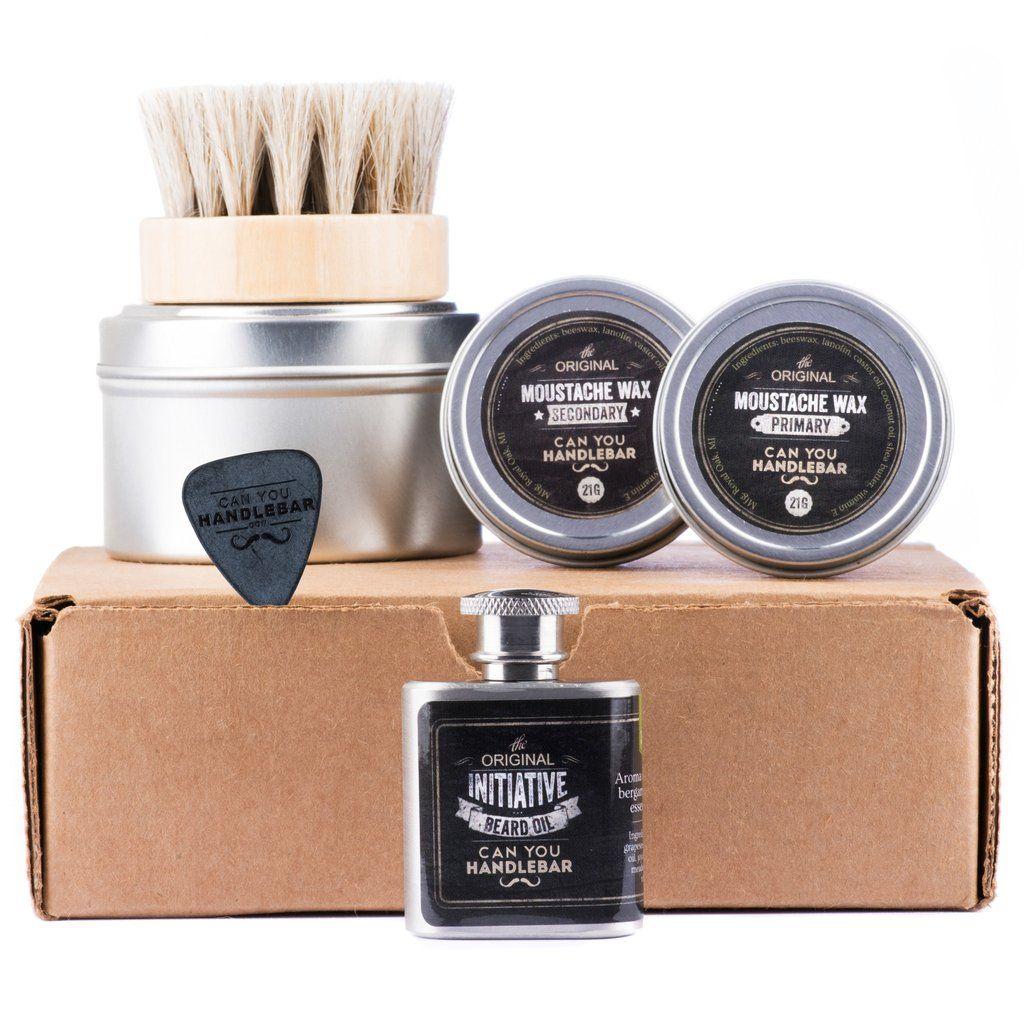 "CanYouHandlebar Basic Beard Care Kit Initiative ""Citrusy"