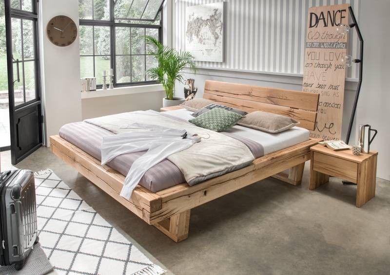Massivholzbett 180x200 Versandfrei Kaufen Massivmoebel24 Bett
