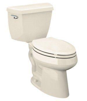 View The Kohler K 3493 Highline Pressure Lite Elongated 1 6 Gpf Toilet With Left Hand Trip Lever Less Seat At Faucetdirect Com Kohler Water Sense Toilet