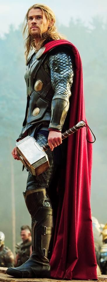 Thor - Chris Hemsworth, if I cant marry you or your brother then please be hiding your secret 14 yearold son somewhere xx