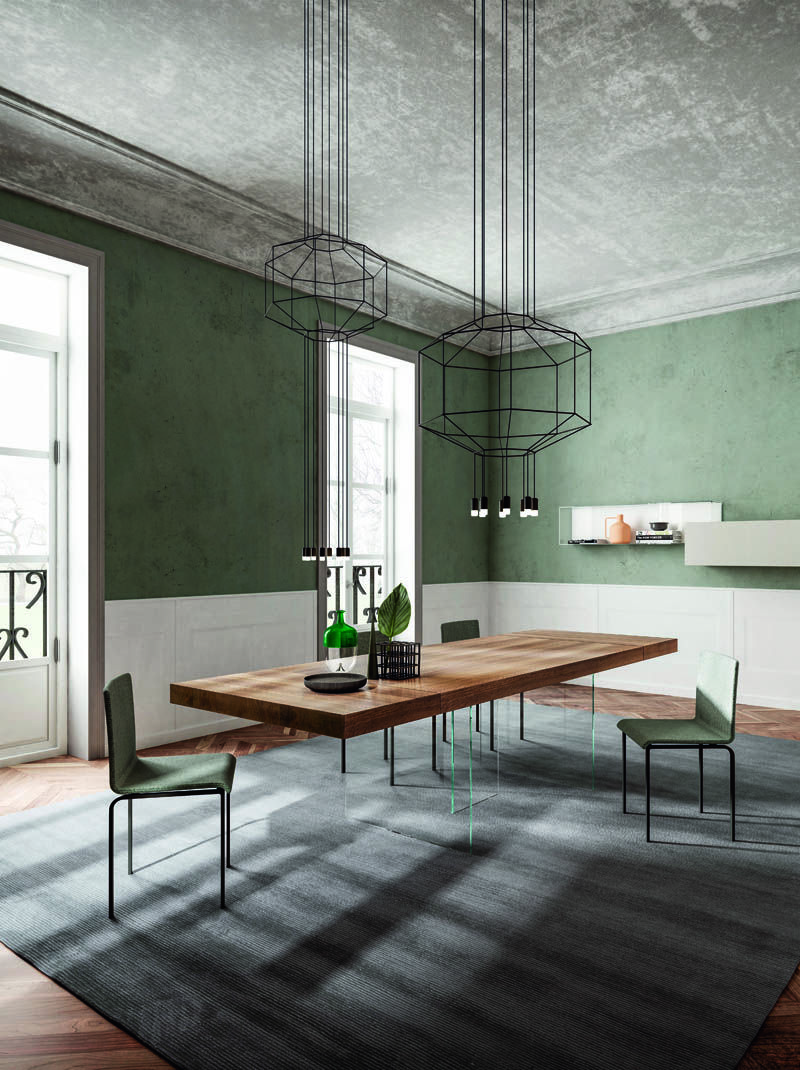 Photo of AIR | Extending table By Lago design Daniele Lago