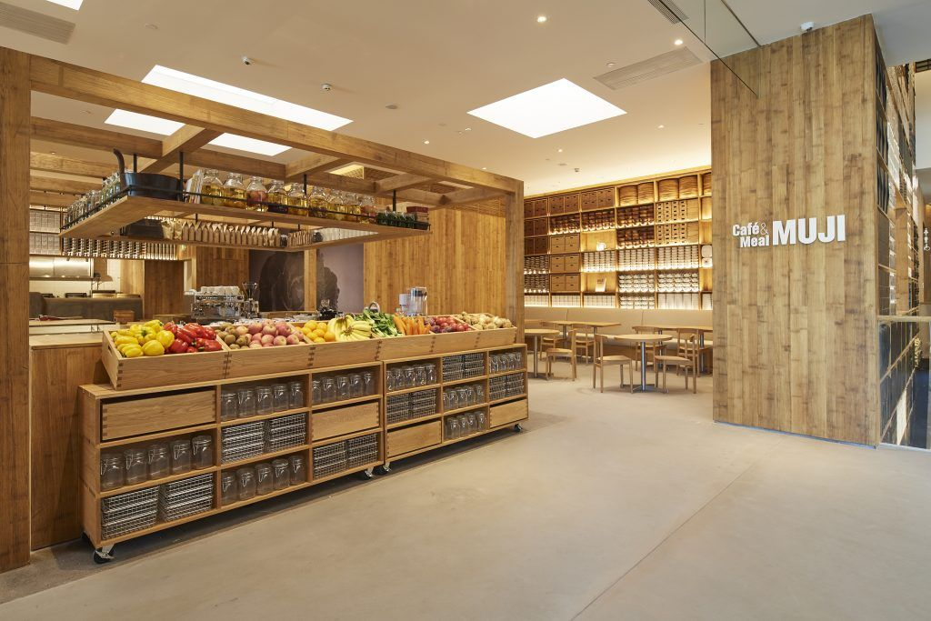 Woonkamer Van Muji : Muji hotel beijing ddn designer hotels of the world