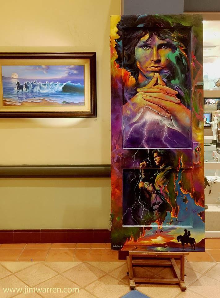Jim Morrison\u0027s Door - The Storm  sc 1 st  Pinterest & Jim Morrison\u0027s Door - The Storm | Jim Warren | Pinterest