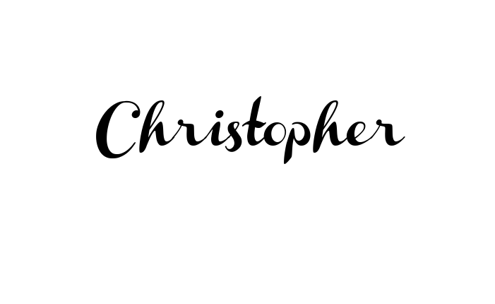 Tattoo Name Christopher Using The Font Style Channel Slanted Regular Name Tattoos Graffiti Names Graffiti Alphabet Wildstyle