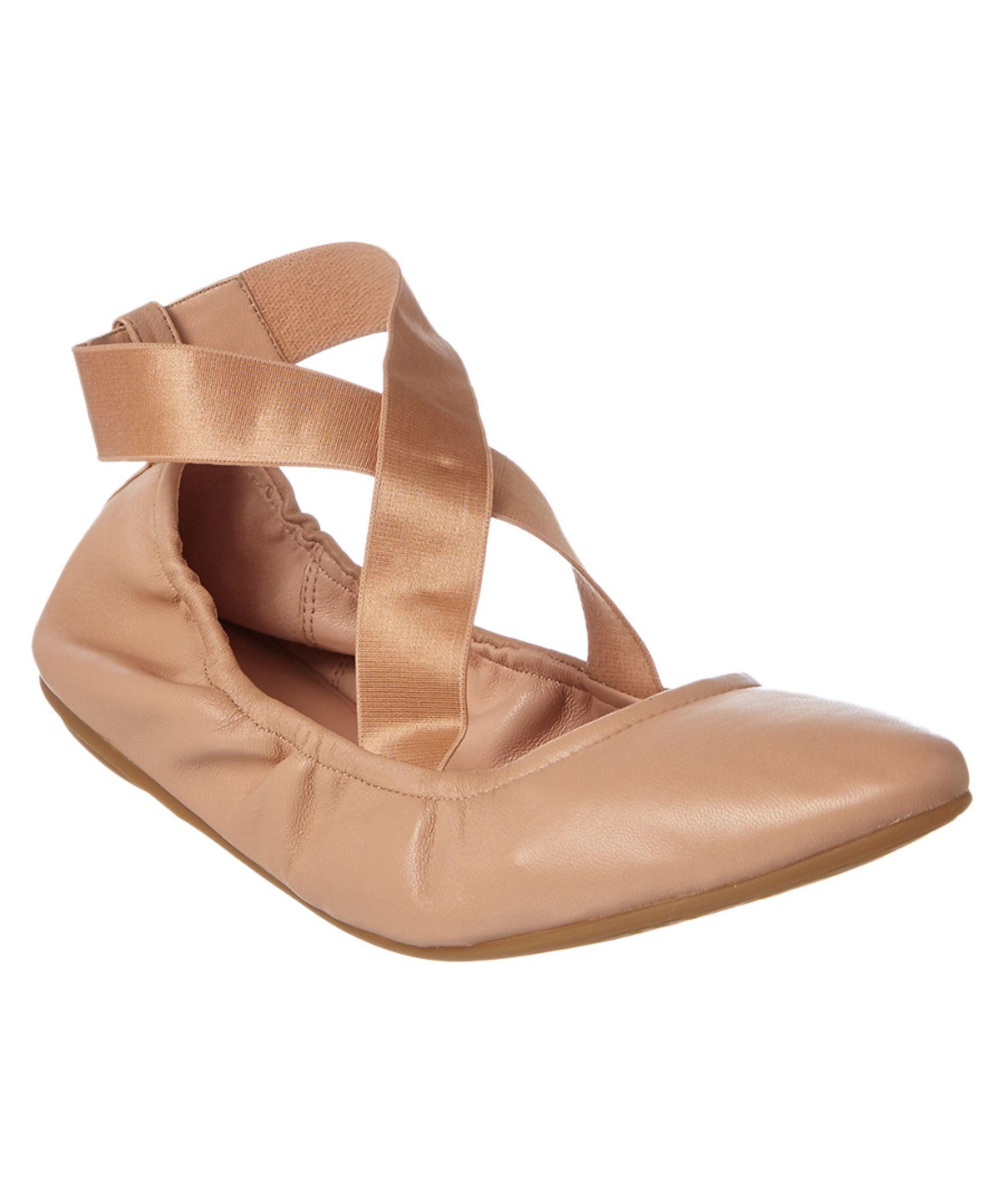 TARYN ROSE | Taryn Rose Edina Leather Flat #Shoes #Flats #TARYN ROSE