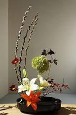 ikebana...quero este na minha sala...