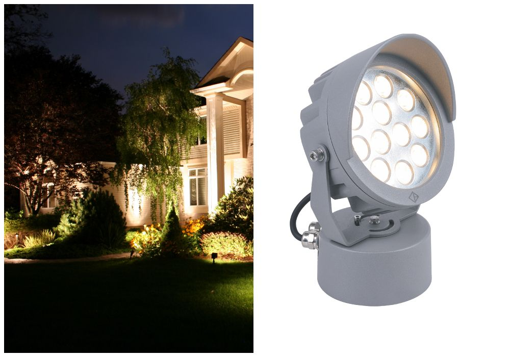 Led Garden Light Rummy Series Ed