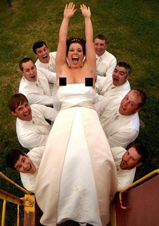 Oops-Boobs  Funny Stuff  Pinterest  Wedding Moments And -7203