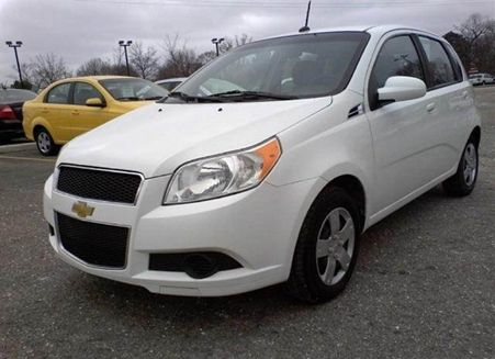 Used Chevrolet Aveo 2009 Warren Mi Enterprise Cars
