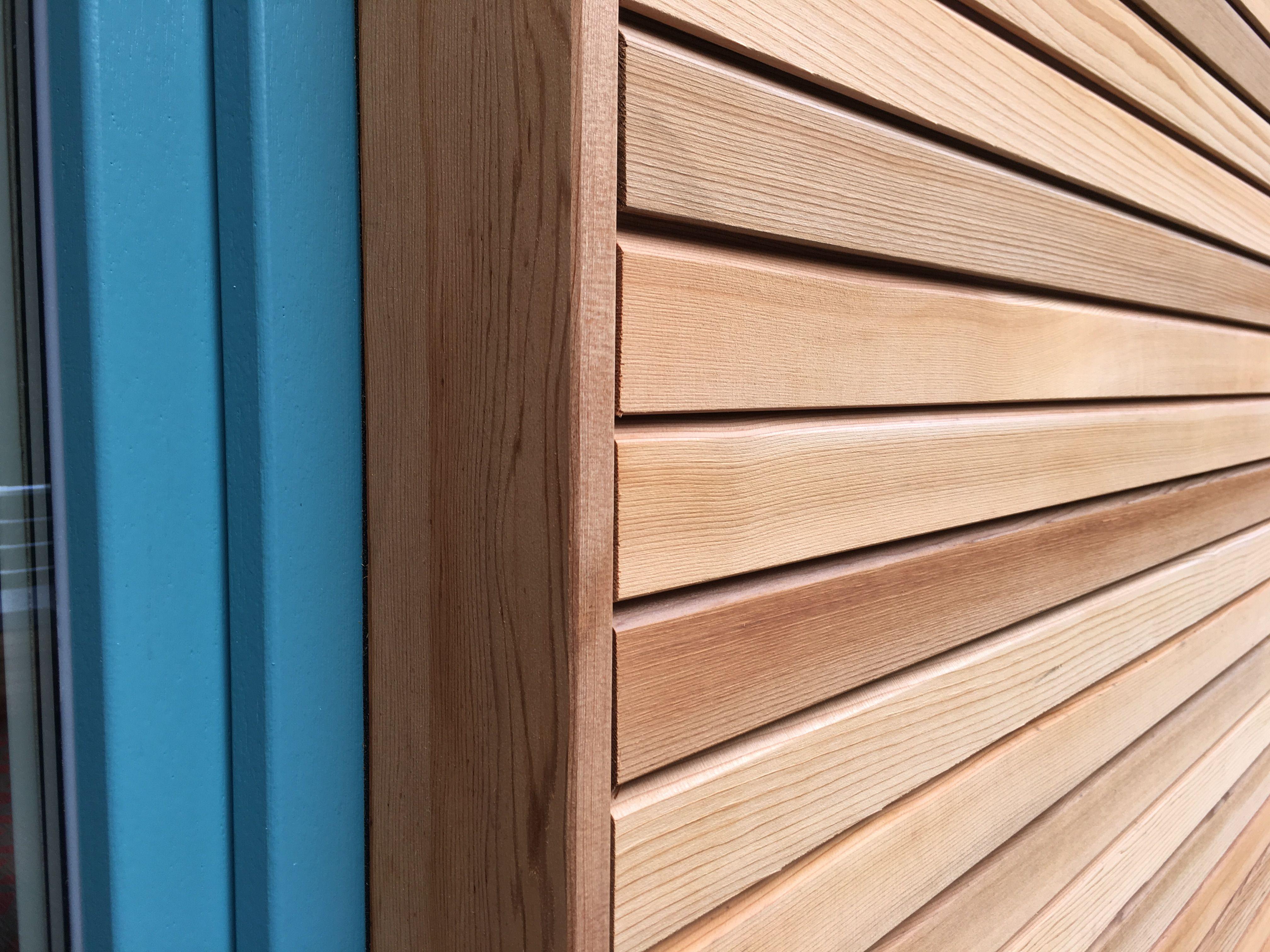 western red cedar fassade holzfassade wood cladding pinterest holzfassade fassaden und. Black Bedroom Furniture Sets. Home Design Ideas